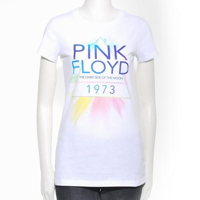 Pink Floyd Pastel Splash '73 Women's T-Shirt