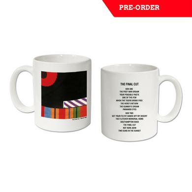 Pink Floyd PRE-ORDER:  The Final Cut Vinyl Collection Mug
