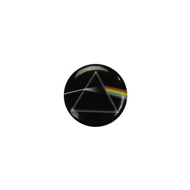 Pink Floyd Round Dark Side Prism Button