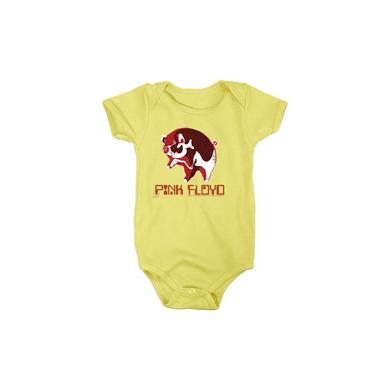 Pink Floyd Lemon (One Of) Three Pigs Onesie