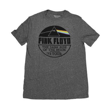 Pink Floyd Dark Side '73 Stencil Logo T-Shirt