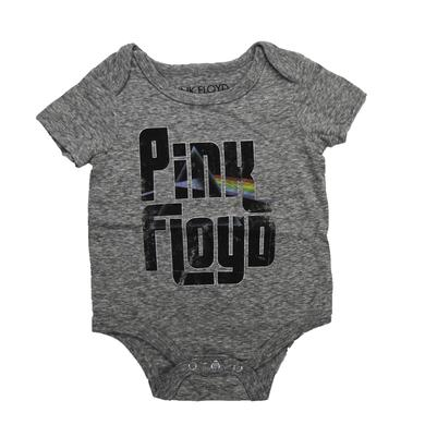 Pink Floyd Eclipse Fill-In Logo Onesie