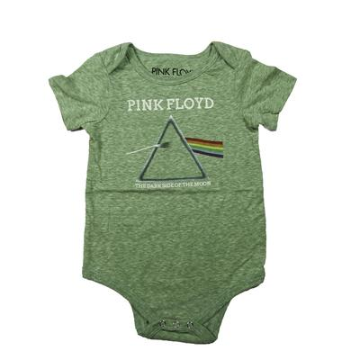Pink Floyd Green Snow Dark Side Onesie