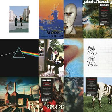 Pink Floyd Vinyl Collection Bundle