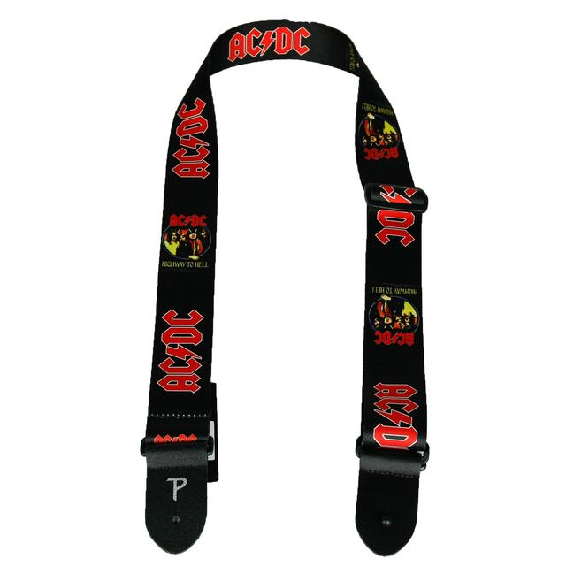 AC/DC Highway To Hell Guitar Strap
