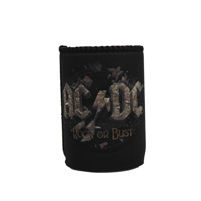 AC/DC Rock or Bust Can Cooler
