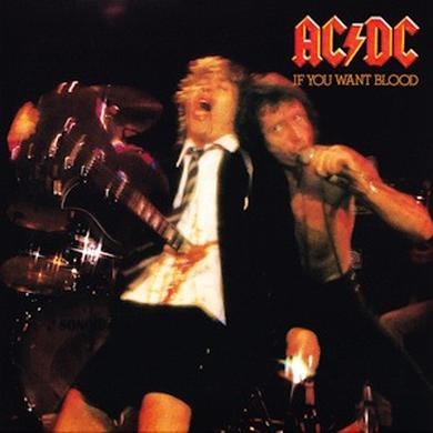 AC/DC If You Want Blood CD