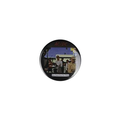 AC/DC Dirty Deeds Button