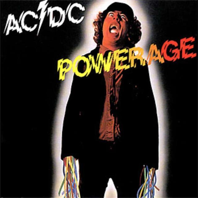 AC/DC Powerage LP