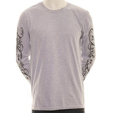 AC/DC Scripted Rock We Trust Long Sleeve T-Shirt