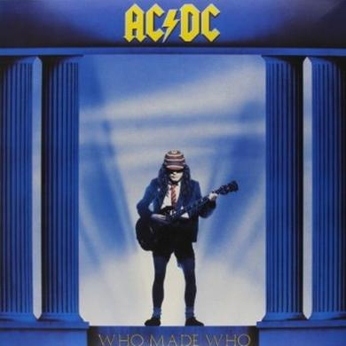 AC/DC Who Made Who LP (Vinyl)