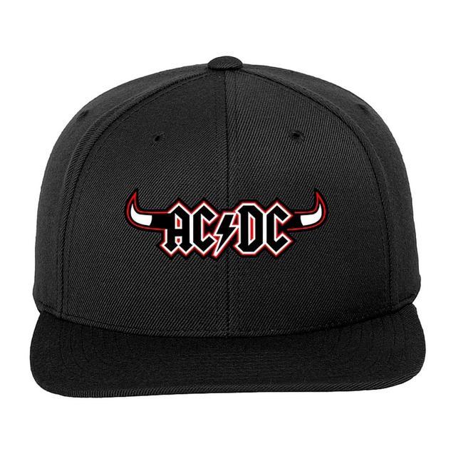 AC/DC Chicago 2016 Event Snapback Hat