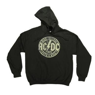 AC/DC High Voltage Circle Seal Pullover Hoodie