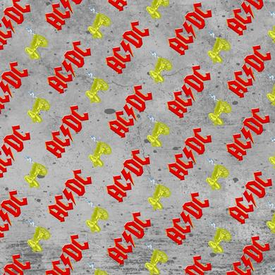 AC/DC Wrapping Paper