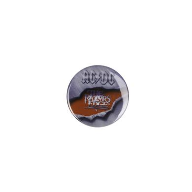 AC/DC Razor's Edge Button