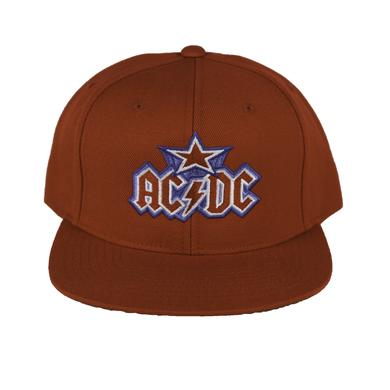 AC/DC Red Texas 2016 Event Snapback Hat