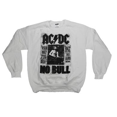 AC/DC No Bull Crew Neck Sweatshirt