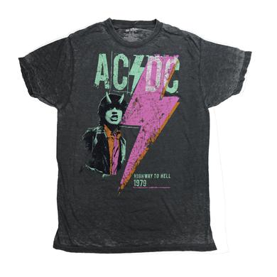 AC/DC Bolt 1979 Highway To Hell T-Shirt