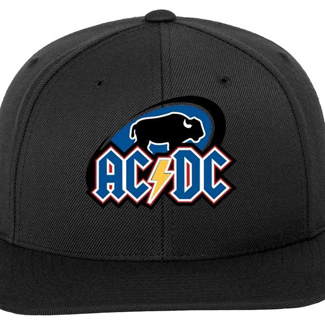 AC/DC Buffalo 2016 Event Snapback Hat