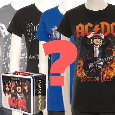 AC/DC Women's Rockware Grab Bag