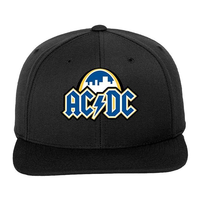 AC/DC St. Louis Blue Event Snapback Hat