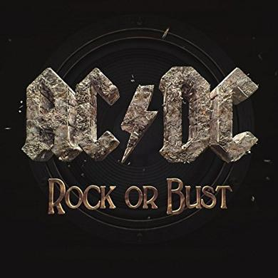 AC/DC Rock Or Bust LP (Vinyl)