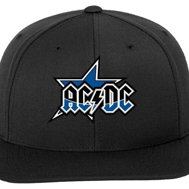 AC/DC Blue Texas 2016 Event Snapback Hat