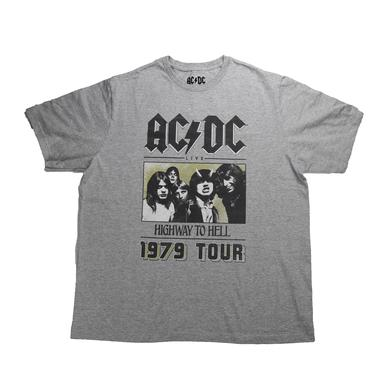 AC/DC Live 1979 Highway Tour T-Shirt