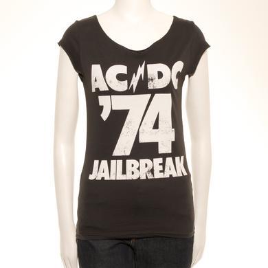 AC/DC Ladies '74 Jailbreak T-Shirt