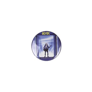 AC/DC Who Made Who Button
