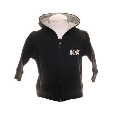 AC/DC Toddlers Classic Logo Zip Hoodie