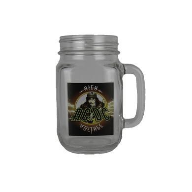 AC/DC High Voltage Handled Mason Jar