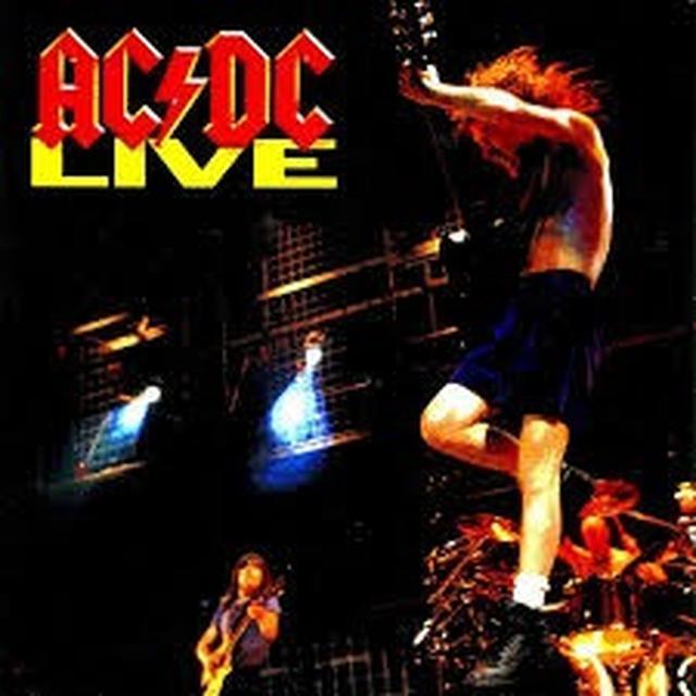 AC/DC Live LP