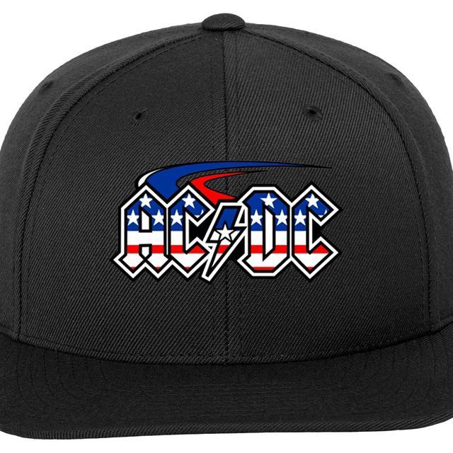 AC/DC Washington DC Event Snapback Hat