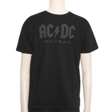 AC/DC Kids Back In Black T-Shirt