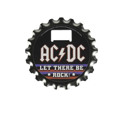 AC/DC Let There Be Rock Bottle Opener/Coaster
