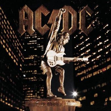 AC/DC Stiff Upper Lip LP (Vinyl)