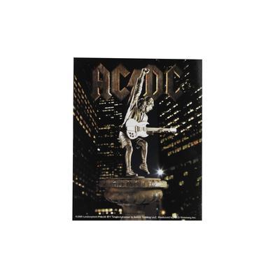 AC/DC Gold Medal In Rock Sticker