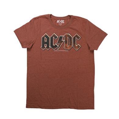 AC/DC Reddened Logo T-Shirt
