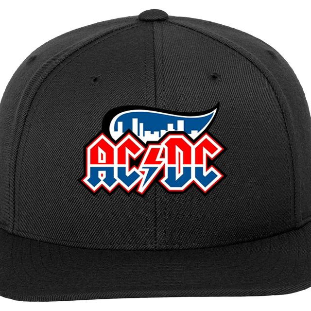 AC/DC Atlanta 2016 Event Snapback Hat