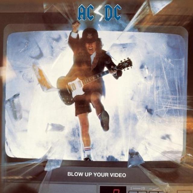 AC/DC Blow Up Your Video LP