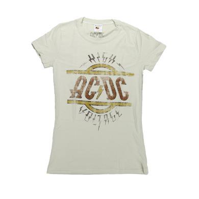 AC/DC Women's High Voltage T-Shirt