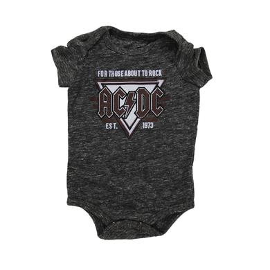 AC/DC For Those About To Rock (& Rattle) Onesie