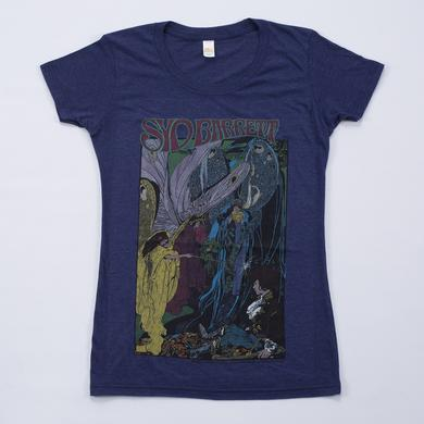 Syd Barrett Women's Bob Masse Faerie T-Shirt