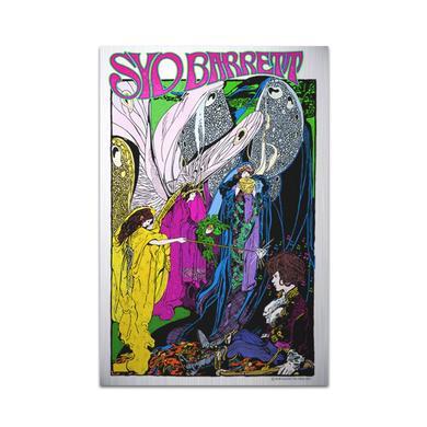Syd Barrett Masse Faeries Aluminum Print