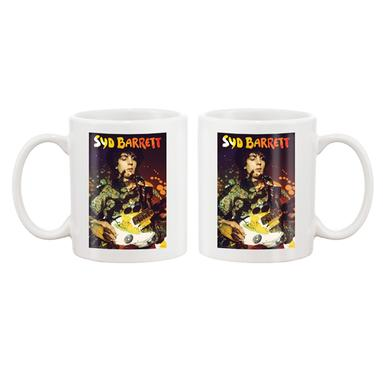 Syd Barrett Paisley Plays Mug