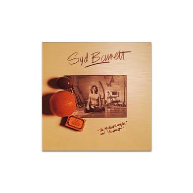 Syd Barrett Matchbook Aluminum Print
