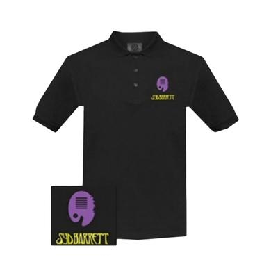 Syd Barrett Logo Polo Shirt