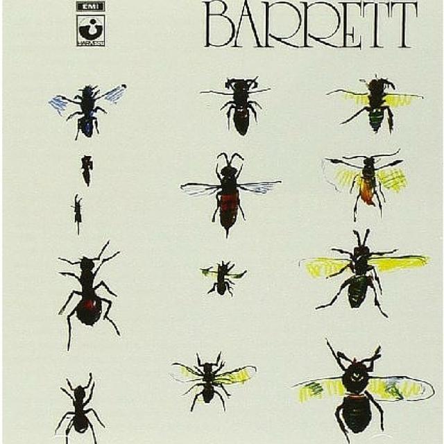 Syd Barrett Barrett LP