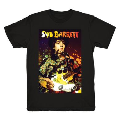 Syd Barrett Paisley Plays T-Shirt